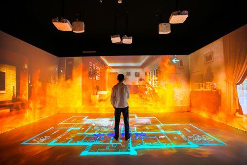 VR安全教育方案——排除隐患的沉浸式体验 