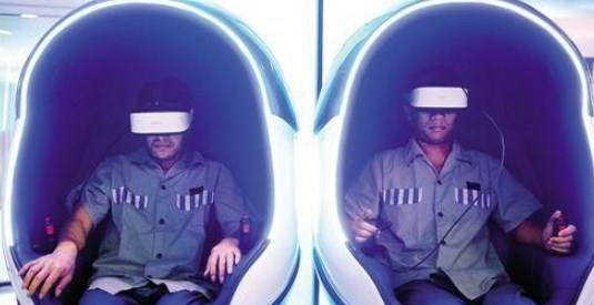 VR出监教育系统将在鲁南监狱正式启用