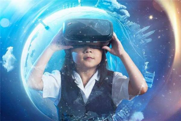 VR英语 |真实感十足的可视化学习